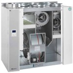 VR 700 DCV Rezidenční rekuperační jednotka
